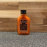 Crazy Bastard Sauce Ghost Pepper & Mango Fles